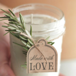 Lavender Rosemary Candles