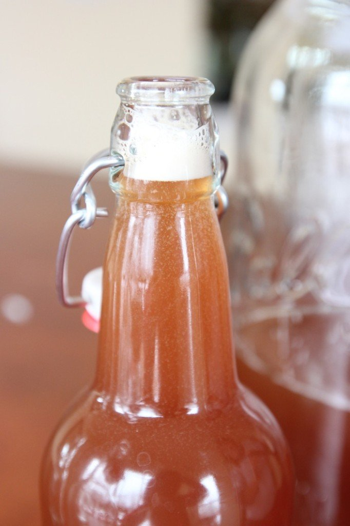 Learn What To Do With Your Kombucha After Your Brew Is Done | WholeLIfestyleNutrition.com