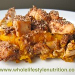 Maple Butternut Chicken Casserole