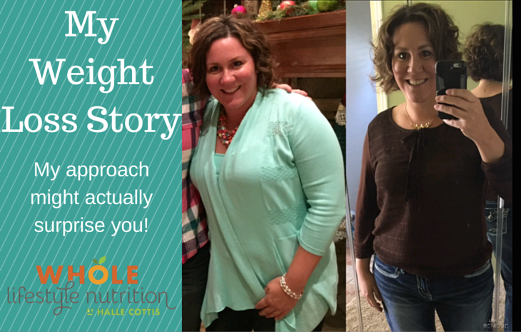 My Weight Loss Story | WholeLifestyleNutrition.com