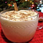 Organic Holiday Egg Nog Recipe