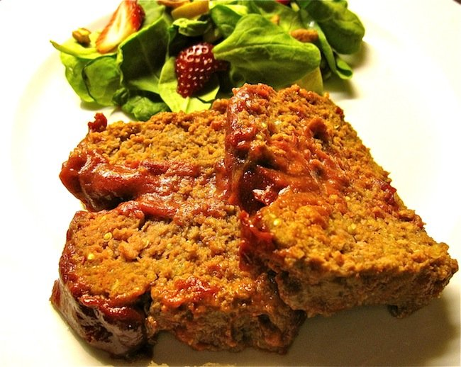 Organic Meatloaf Recipe