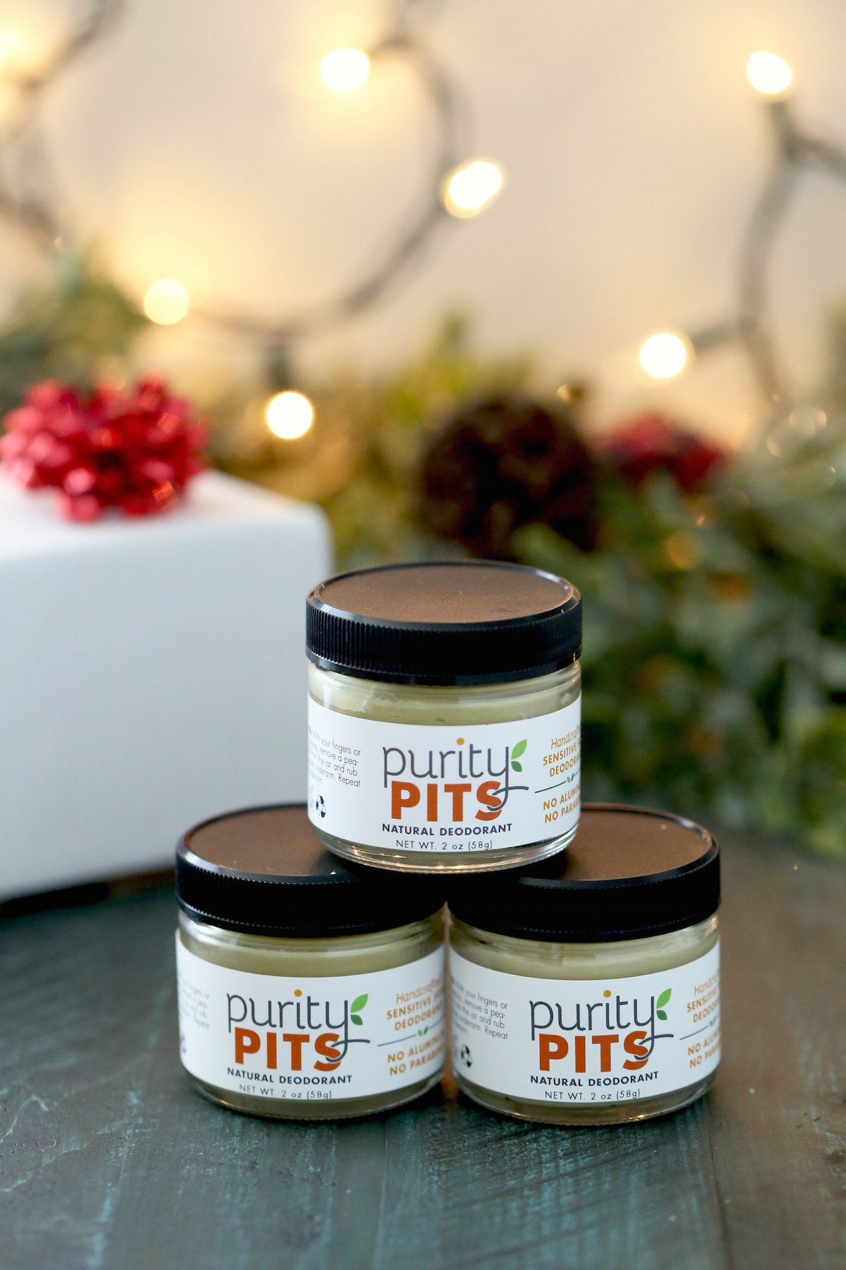 Holiday Purity Pits