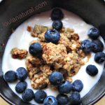 Salty Cinnamon Maple Grain Free Granola