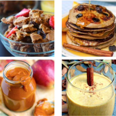 40+ Healthy Fall Recipes That Everyone Will Love!
