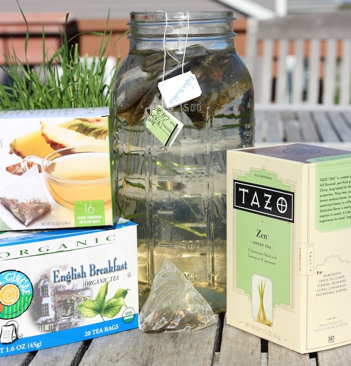 Sun Tea | WholeLifestyleNutrition.com