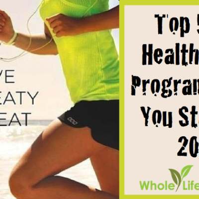Top 5 FREE Healthy Living Programs To Get You Started in 2014!!