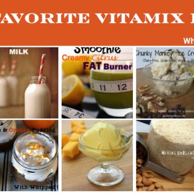 Top 50 Favorite Vitamix Recipes