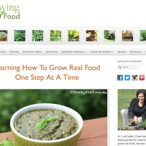 Tour Growing Real Food | WholeLifestyleNutrition.com