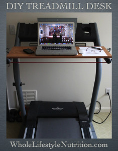 Treadmill Desk | WholeLifestyleNutrition.com