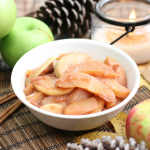 Warm Sauteed Apples