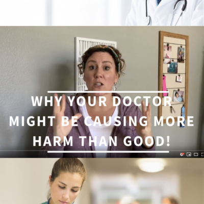 Why Your Doctor Might Be Causing More Harm Than Good!