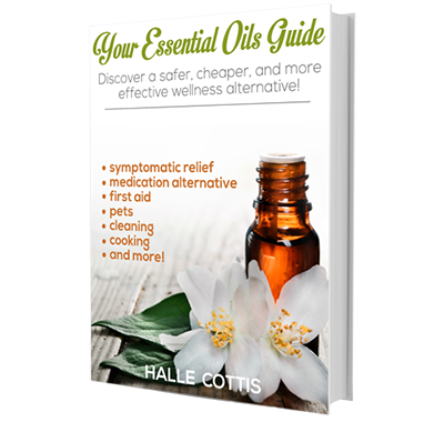 A FREE Gift For You ~ Your Essential Oils Guide