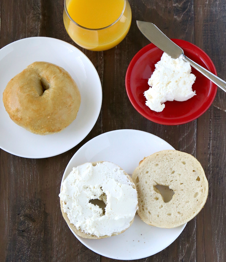 Organic Sourdough Bagel Recipe