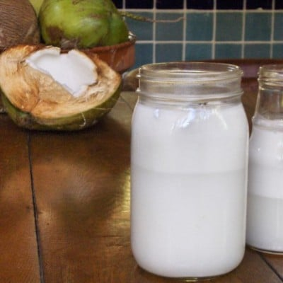 How To Make Fresh Organic Coconut Milk & Dehydrated Coconut Flakes (Video 2 Of A 4 Video Series)