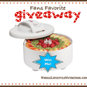 Fans Giveaway | WholeLifestyleNutrition.com