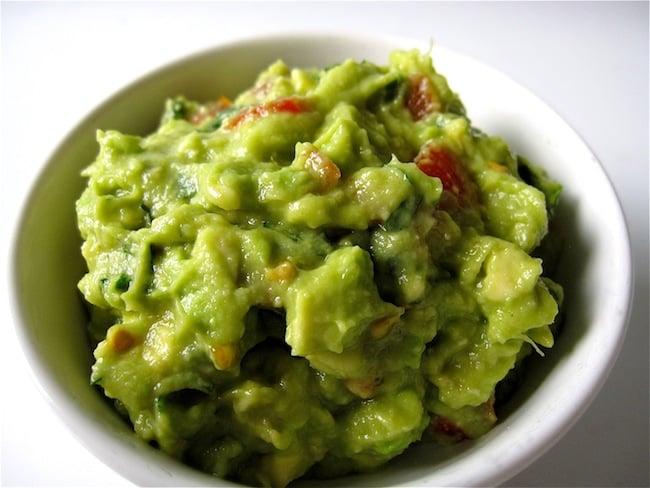 Organic guacamole recipe whole lifestyle nutrition organic guacamole forumfinder Images