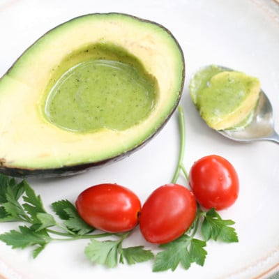Organic Parsley Herb Vinaigrette Dressing Recipe